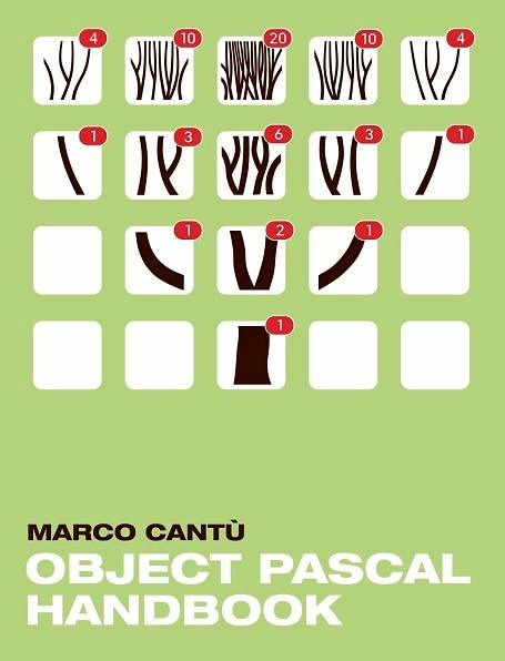 Object Pascal Handbook by Marco Cantu 書籍推薦 (內容更新)。