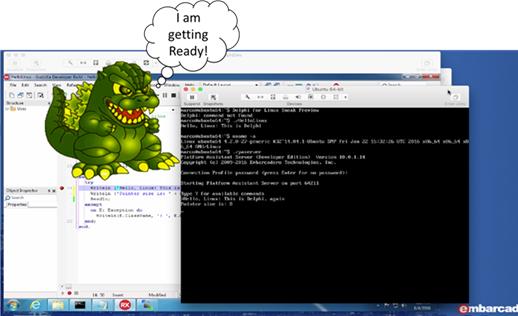 Linux迎接25歲生日!Delphi也趕來祝賀囉~