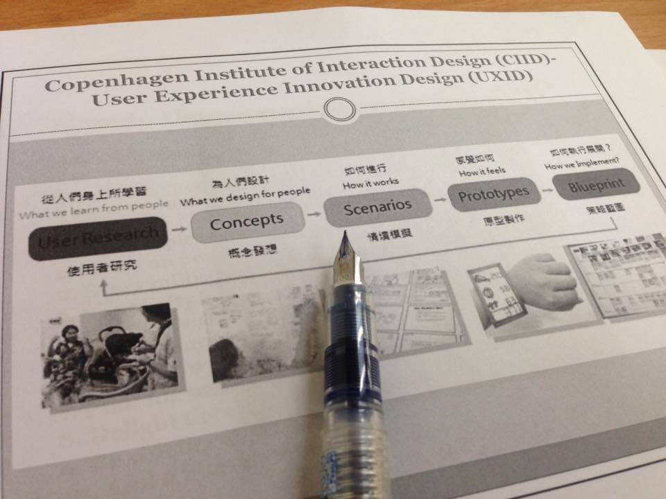 軟協的物聯網使用者介面設計工作坊心得